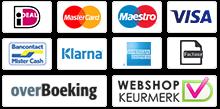 Veilig winkelene en betalen